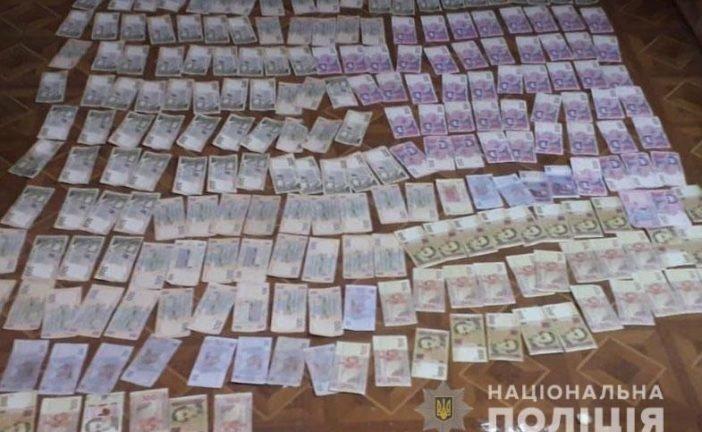 На Тернопільщині затримали злодія, який викрав з чужого будинку 90 000 гривень