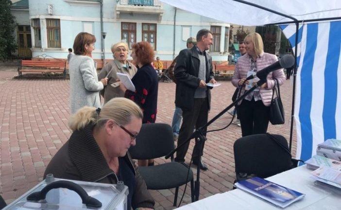 Майже 130 пропозицій до бюджету-2020 подали жителі Підволочиської громади
