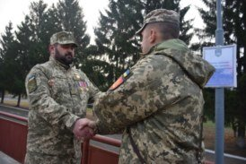 Тернопільські військові повертаються додому: у кожного свій біль, своя історія… (ФОТО)