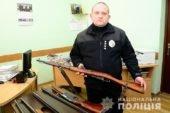 Упродовж трьох тижнів мешканці Тернопільщини здали до поліції майже 200 одиниць зброї