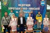Тернополянин Арсен Товмасян – бронзовий призер чемпіонату України з греко-римської боротьби серед кадетів