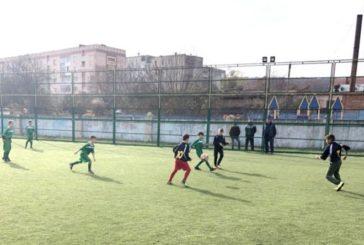 Змагання з футболу на призи клубу «Шкіряний м'яч» серед юнаків провели у Теребовлі