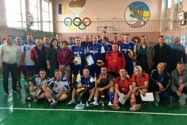 На Гусятинщині відбувся турнір з волейболу серед ветеранів