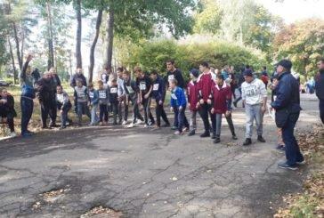 У Тернополі провели змагання з легкоатлетичного кросу серед осіб з інвалідністю, присвячені Дню Захисника України