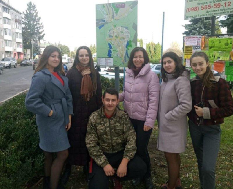 Команда «ASTRA» Шумського ліцею – у фіналі проекту «Відкривай Україну» (ФОТО)