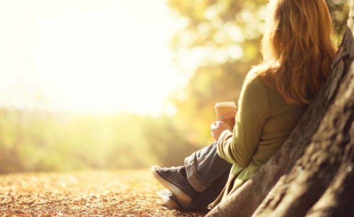Горнятко кави від осені