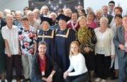Учитись не пізно: у Теребовлі відкрили університет для пенсіонерів (ФОТО)