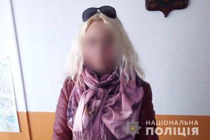 Оперативники викрили любительку дармового шопінгу в одному із тернопільських магазинів