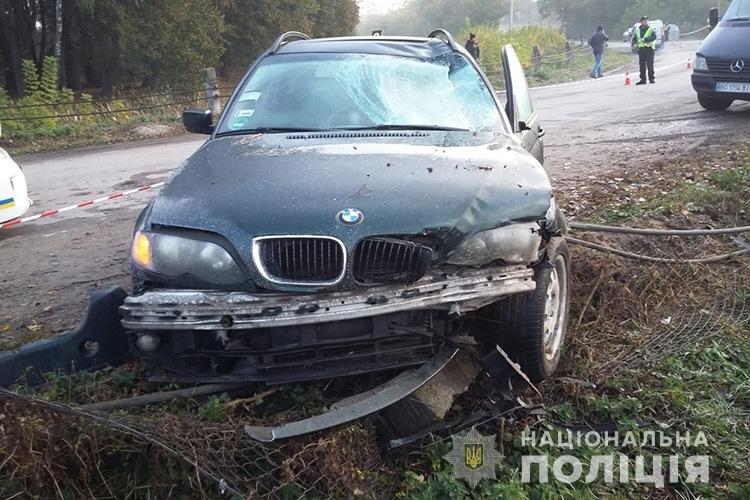 Водія, через якого в Козівському районі загинули двоє хлопців, узяли під варту