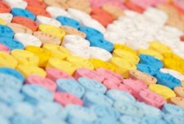 Наркотики MDMA та UR144 вперше вилучені на території Тернопільської області