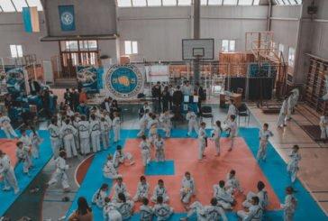 Команда тернополян стала срібним призером Відкритого Кубку області з Таеквон-до