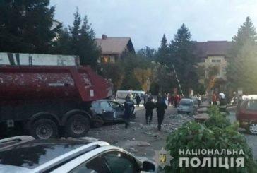 У Чорткові під колесами багатотонної вантажівки загинула жінка