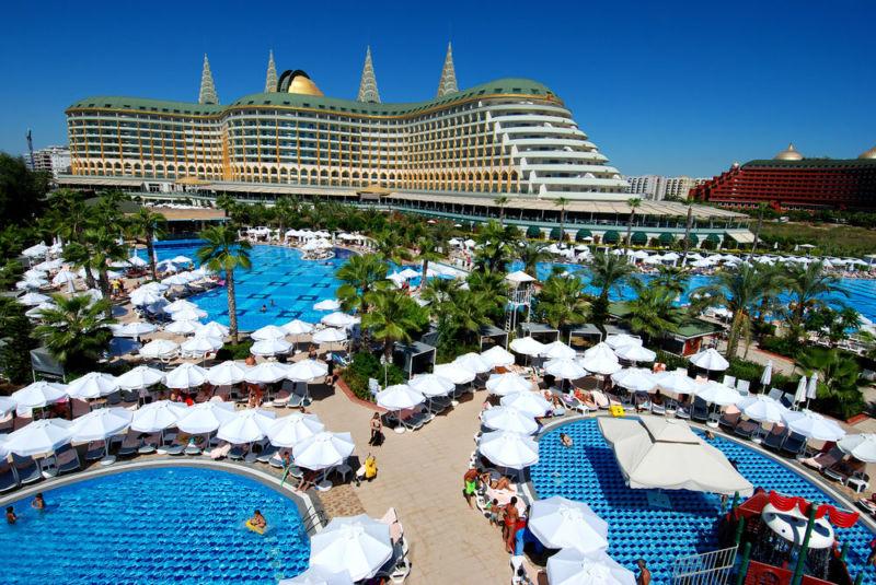 Проживання в готелях Туреччини значно зросте