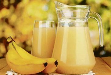 Живильний напій… з бананів