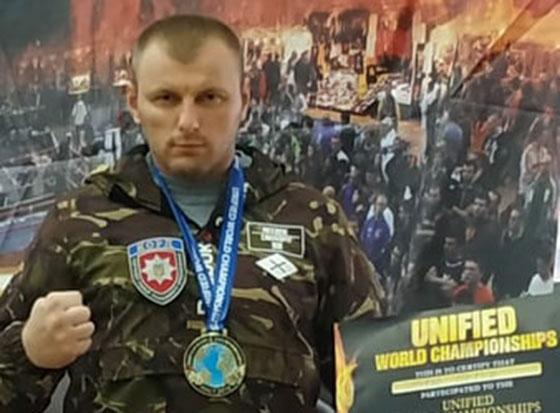 Тернопільський динамівець Дмитро Болтян – чемпіон світу з кікбоксингу WТКА