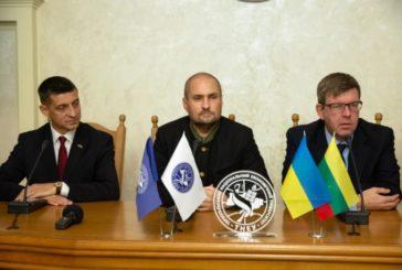 У ТНЕУ побував Надзвичайний і Повноважний Посол Литовської Республіки в Україні (ФОТО)
