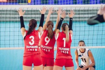 Волейбольна «Галичанка-ТНЕУ-ГАДЗ» вперше за три з половиною роки завдала поразки діючому чемпіону України южненському «Хіміку»