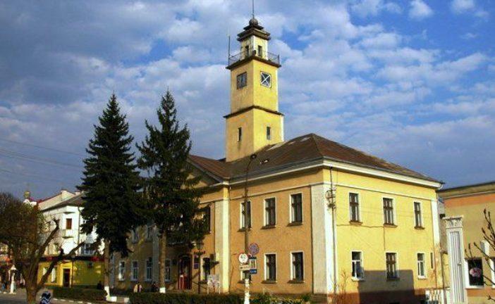 У Теребовлі на Тернопільщині під час ремонту ратуші виявили унікальний раритет