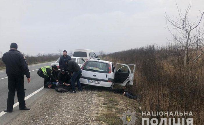 Оперативники Тернопільщини затримали групу крадіїв-гастролерів з Волині (ФОТО, ВІДЕО)