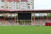 Стадіон у файному місті Тернопіль не такий вже й файний