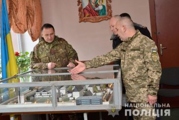 Правоохоронці Тернопільщини провели тренування щодо припинення масових заворушень (ФОТО, ВІДЕО)