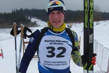 Тернополяни Віталій Труш та Руслан Бригадир провели спринтерську гонку на першому етапі Кубку IBU