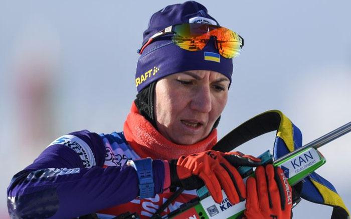 Тернополянка Олена Підгрушна – шоста в жіночій спринтерській гонці на I етапі Кубка IBU