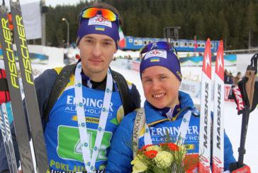 Тернополянка Анастасія Меркушина сьогодні стартує в Кубку світу з біатлону