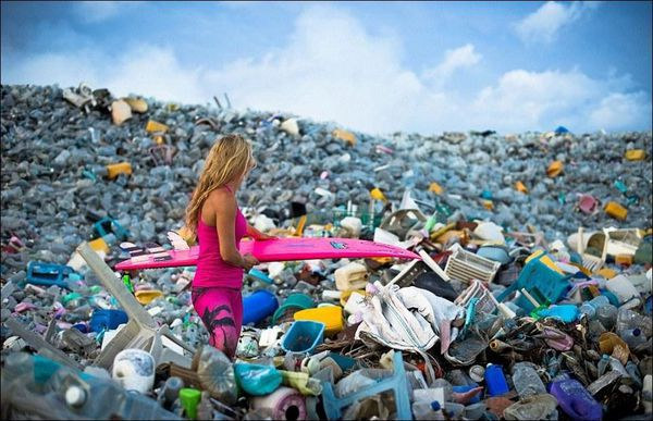 Які бренди найбільше забруднюють планету пластиком