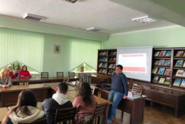 Випускник ТНЕУ поділився зі студентами секретами успіху (ФОТО)