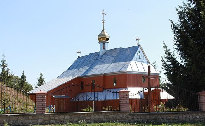 Церкві Святого Миколая у Галущинцях на Тернопільщині – 265 років