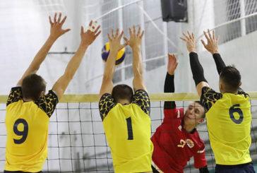 """Чоловічий волейбольний клуб """"ДСО-ТНЕУ"""" вирвався у лідери вищої ліги"""