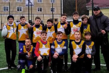 Юні тернополяни взяли участь у чемпіонаті України з регбіліг
