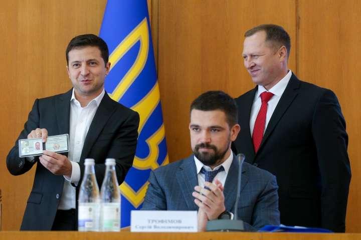 Тернопільщина отримала нового голову ОДА: що ще робив у Тернополі Володимир Зеленський?