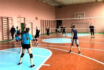 На Тернопільщині відбулась першість Теребовлянської ОТГ з волейболу серед дівчат