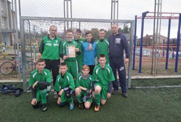 Змагання з футзалу серед школярів Козівщини виграла команда Козівської ЗОШ №1