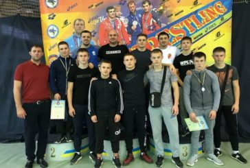 «Срібло» і «бронзу» здобули тернопільські борці на змаганнях у Харкові