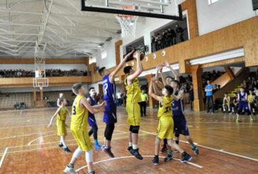 Чортківські баскетболісти обіграли діючих чемпіонів та піднялись у таблиці