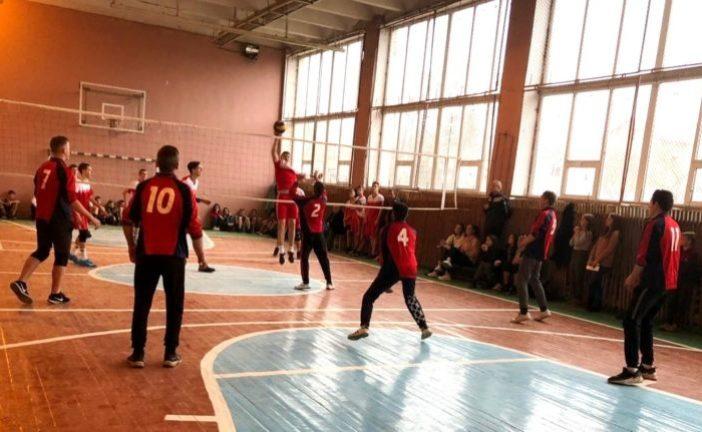 Відбулась першість Теребовлянської міської ОТГ на Тернопільщині з волейболу серед юнаків
