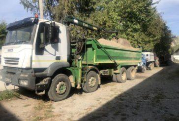 Двох жителів Бучаччини судитимуть за незаконний видобуток гравію в заповіднику (ФОТО)