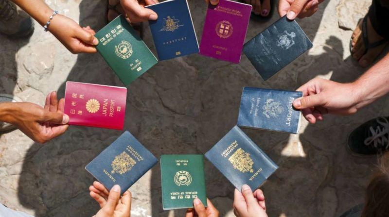 Подвійне громадянство: 86країн дозволяють, у 51– заборонено