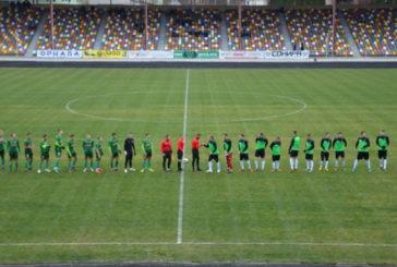 """Тернопільська """"Нива"""" обіграла """"Оболонь-2"""" та завершила футбольний рік у лідерах Другої ліги"""