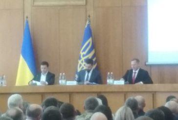 Володимир Зеленський представив нового голову Тернопільської ОДА( фото)