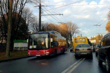 У Тернополі запрацював новий автобусний маршрут №35