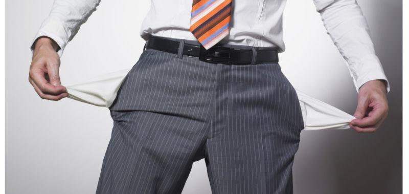 Фізичні особи віднедавна можуть оголошувати себе банкрутами