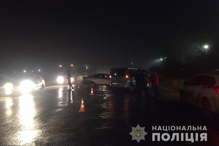 Двоє людей отримали травми в результаті ДТП на Тернопільщині