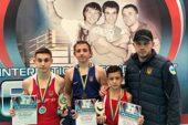 Тернопільські боксери вдало виступили у Луцьку