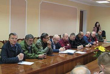 Лісівники Тернопільщини підписали меморандум з учасниками АТО (ФОТО)