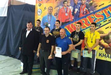 Студенти ТНЕУ - призери Кубку України з греко-римської боротьби серед юніорів (ФОТО)