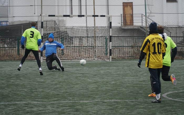 У Бучачі розпочався кубок району з міні-футболу